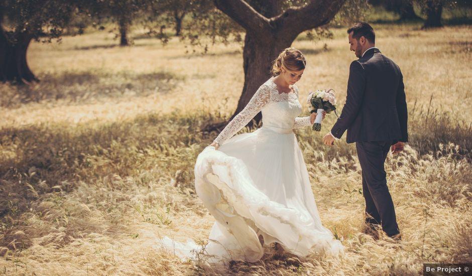 Il matrimonio di Luigi e Barbara a Mesagne, Brindisi