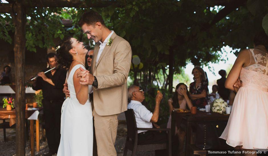 Il matrimonio di Michael e Luana a Salento, Salerno