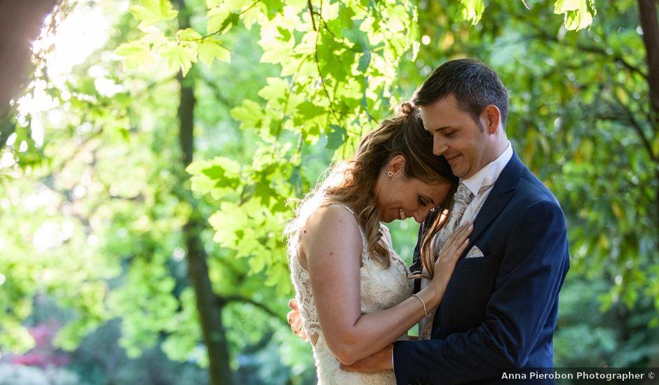 Il matrimonio di Gianluca e Chiara a Gorgo al Monticano, Treviso