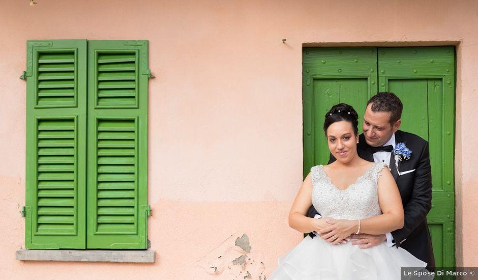 Il matrimonio di Samuele e Ylenia a Nizza Monferrato, Asti