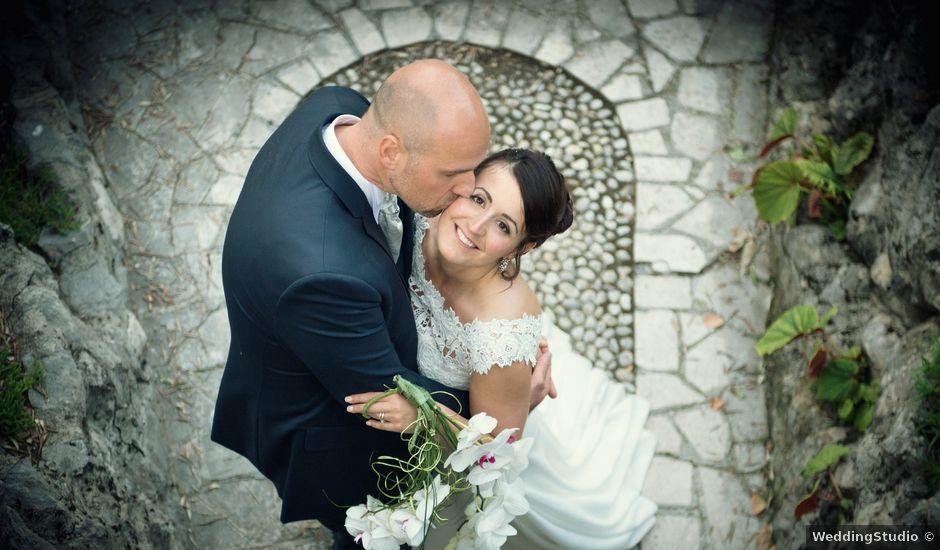 Il matrimonio di Daniele e Laura a Oliveto Lario, Lecco