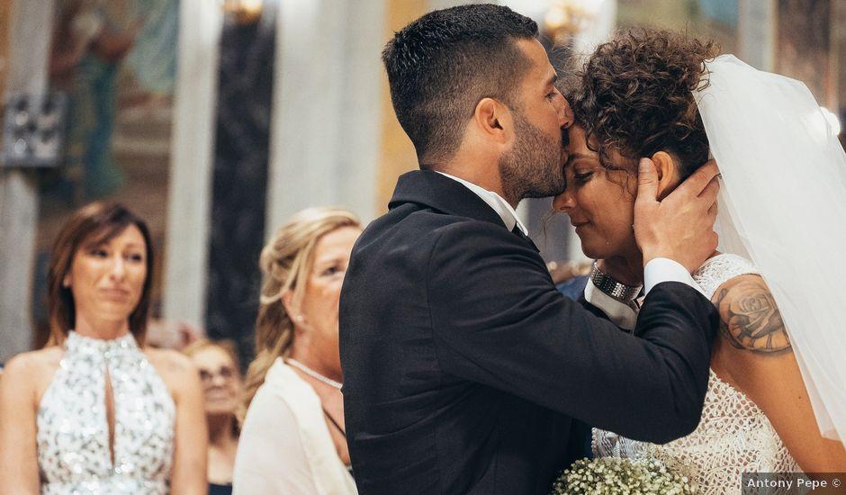 Il matrimonio di Marco e Vanessa a Capurso, Bari