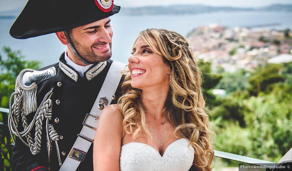 Il matrimonio di Vincenzo e Pina a Pozzuoli, Napoli