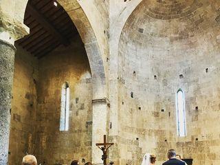 Le nozze di Letizia e Davide 1