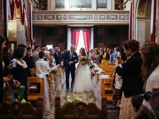 Le nozze di Giacomo e Fabiola 3