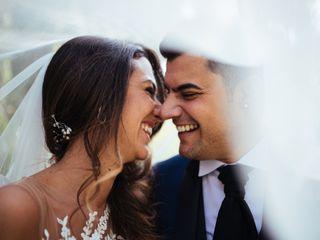 Le nozze di Giacomo e Fabiola