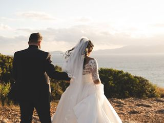 Le nozze di Marco e Jessica