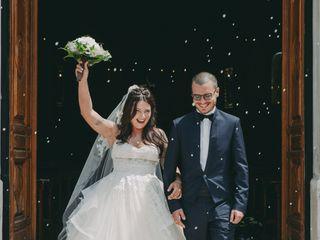Le nozze di Livio e Alessandra
