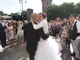 Le nozze di Francesco e Giada