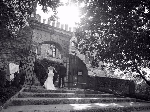 Il matrimonio di Fabio e Alessandra a Santa Maria di Sala, Venezia 18