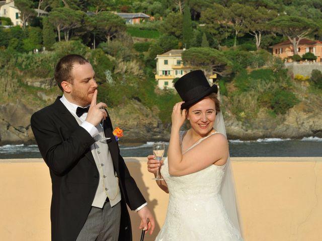 Il matrimonio di Matteo e Mariana a Genova, Genova 1