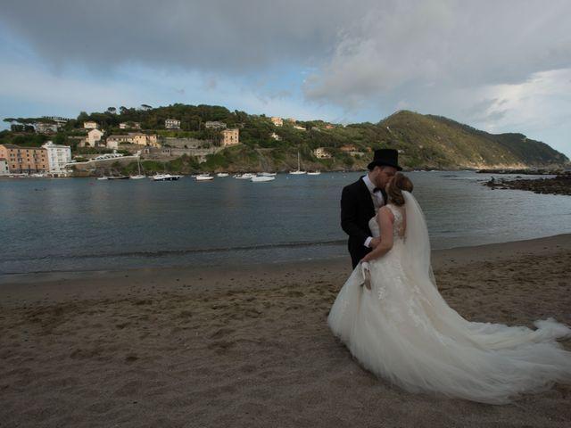 Il matrimonio di Matteo e Mariana a Genova, Genova 2