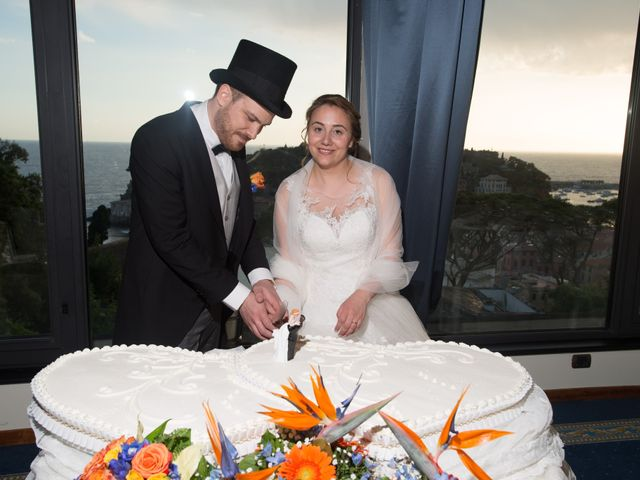 Il matrimonio di Matteo e Mariana a Genova, Genova 3