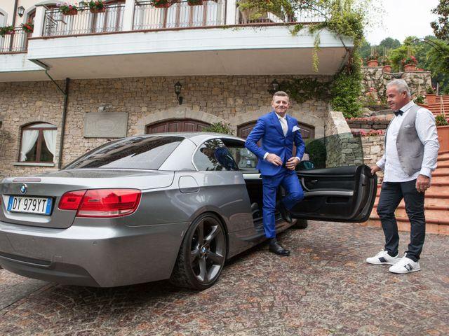 Il matrimonio di Fabio e Lorena a Gandosso, Bergamo 1