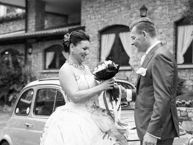 Il matrimonio di Fabio e Lorena a Gandosso, Bergamo 4