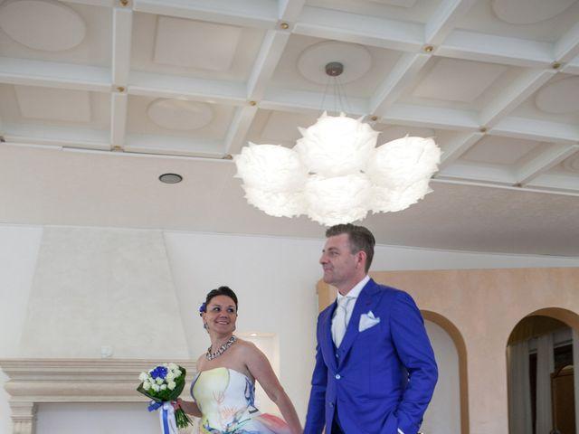 Il matrimonio di Fabio e Lorena a Gandosso, Bergamo 8