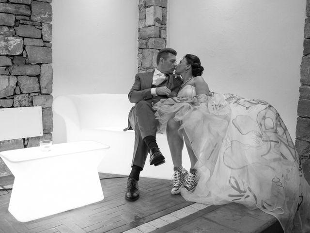Il matrimonio di Fabio e Lorena a Gandosso, Bergamo 11