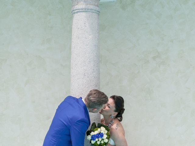 Il matrimonio di Fabio e Lorena a Gandosso, Bergamo 12
