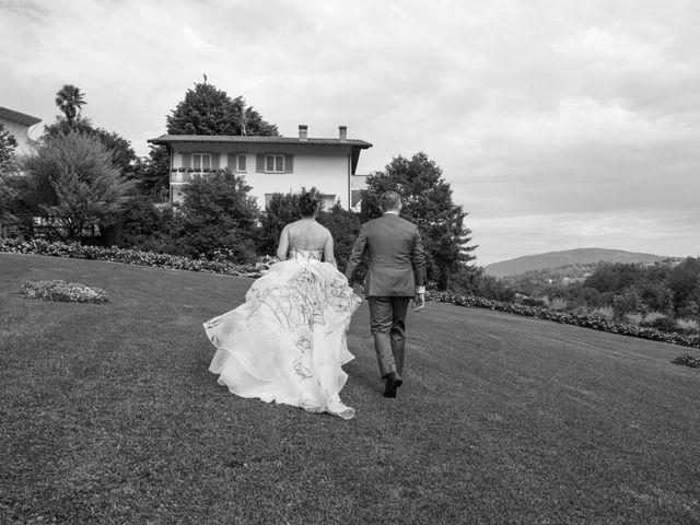 Il matrimonio di Fabio e Lorena a Gandosso, Bergamo 16