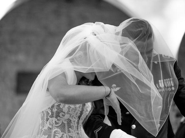 Il matrimonio di Leonardo e Silvia a Montespertoli, Firenze 13