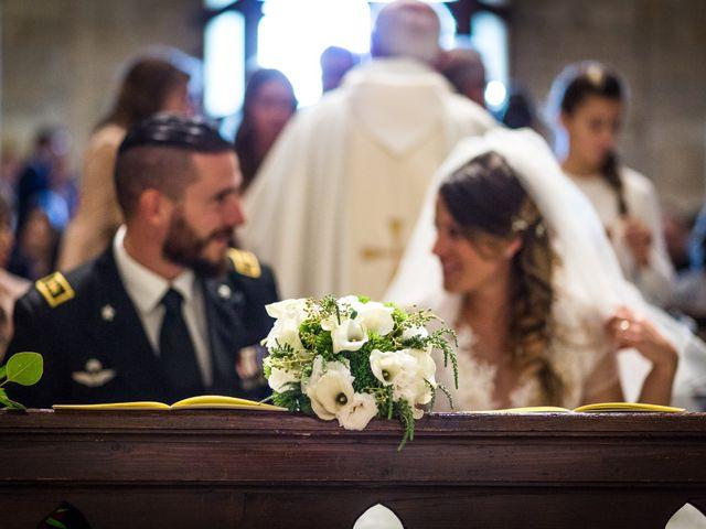 Il matrimonio di Leonardo e Silvia a Montespertoli, Firenze 17