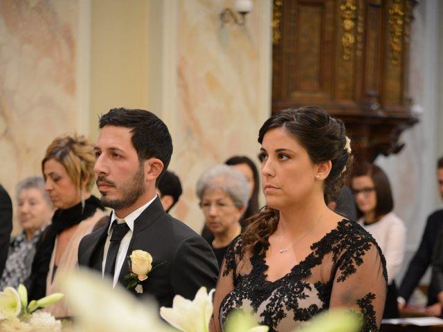 Il matrimonio di Mirko e Sonia a Cenate Sopra, Bergamo 16