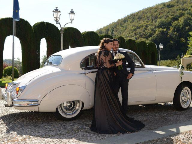 Il matrimonio di Mirko e Sonia a Cenate Sopra, Bergamo 22