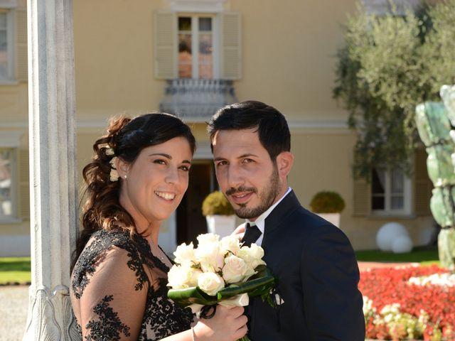 Il matrimonio di Mirko e Sonia a Cenate Sopra, Bergamo 25