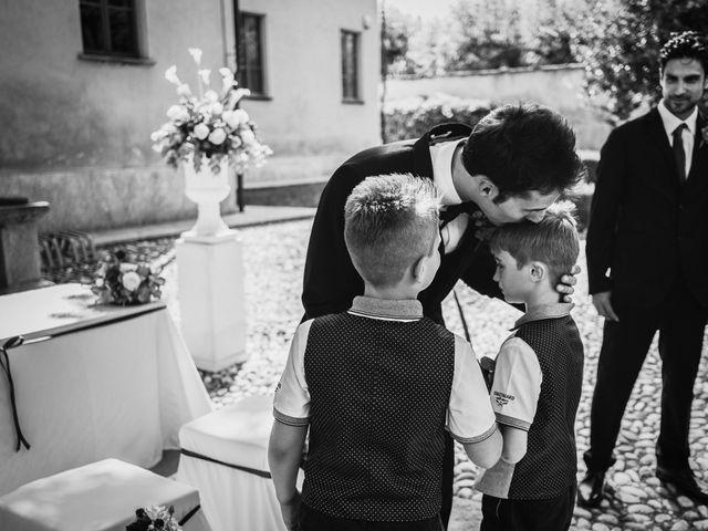 Il matrimonio di Francesco e Elena a Cumiana, Torino 33
