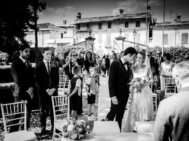 Il matrimonio di Francesco e Elena a Cumiana, Torino 40