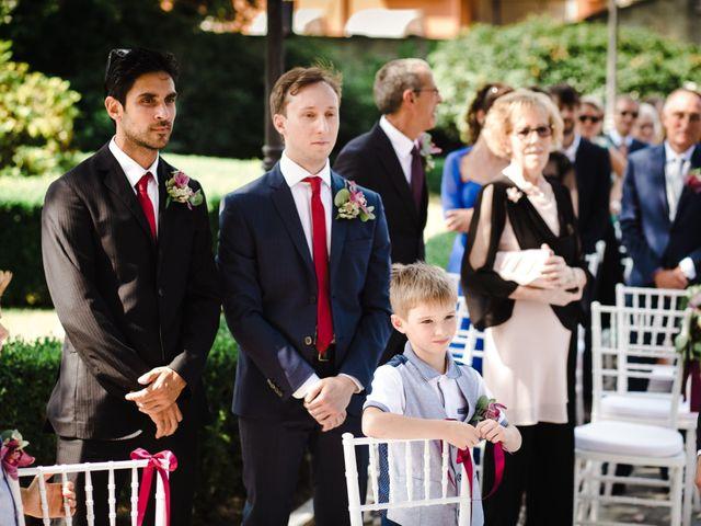 Il matrimonio di Francesco e Elena a Cumiana, Torino 41