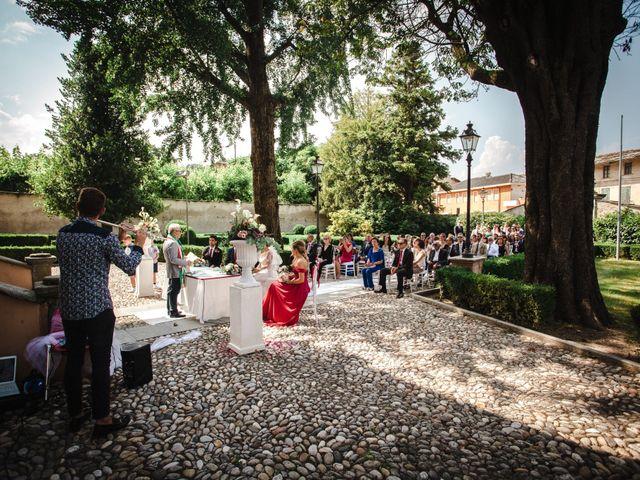 Il matrimonio di Francesco e Elena a Cumiana, Torino 45