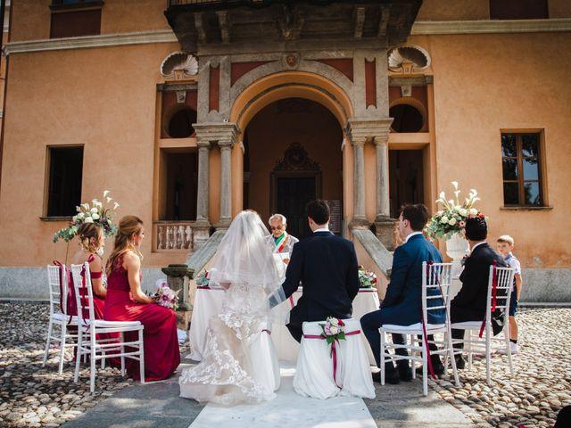 Il matrimonio di Francesco e Elena a Cumiana, Torino 46