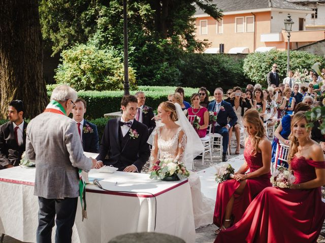 Il matrimonio di Francesco e Elena a Cumiana, Torino 47