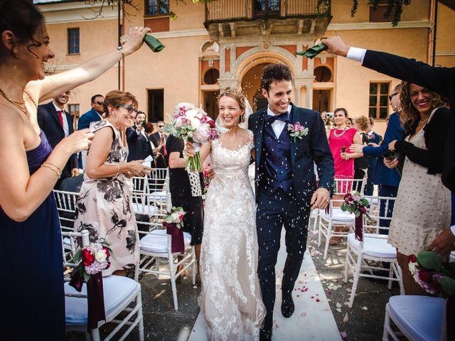 Il matrimonio di Francesco e Elena a Cumiana, Torino 52