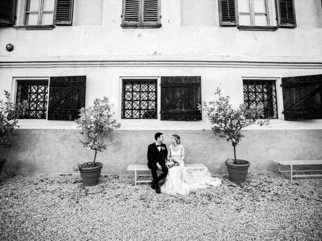 Il matrimonio di Francesco e Elena a Cumiana, Torino 80