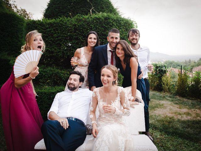 Il matrimonio di Francesco e Elena a Cumiana, Torino 83
