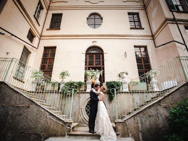 Il matrimonio di Francesco e Elena a Cumiana, Torino 84
