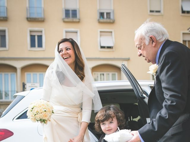 Il matrimonio di Fabrizio e Stefania a Pavia, Pavia 18