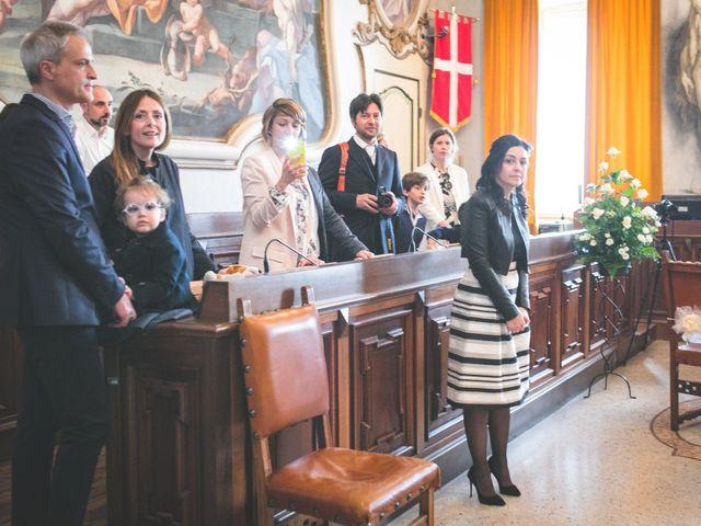 Il matrimonio di Fabrizio e Stefania a Pavia, Pavia 19