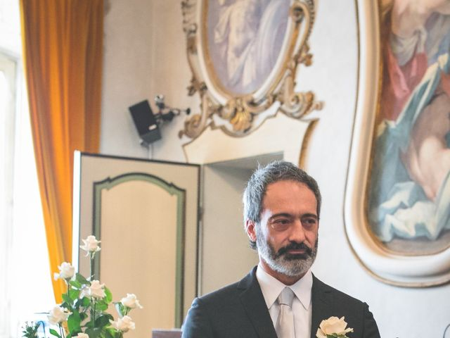 Il matrimonio di Fabrizio e Stefania a Pavia, Pavia 20