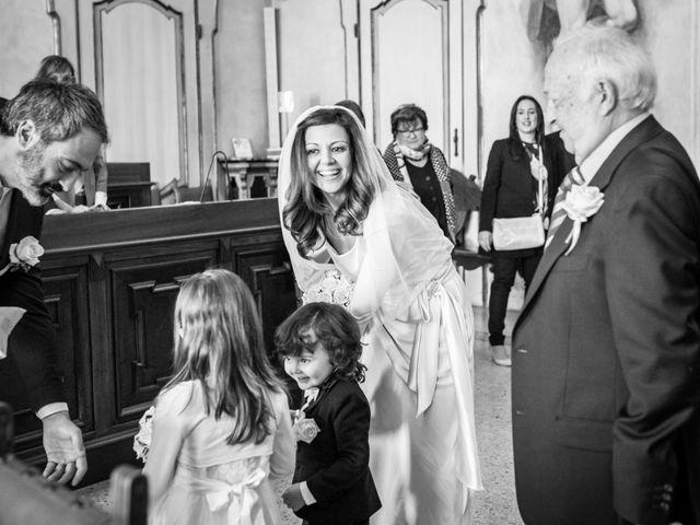 Il matrimonio di Fabrizio e Stefania a Pavia, Pavia 21