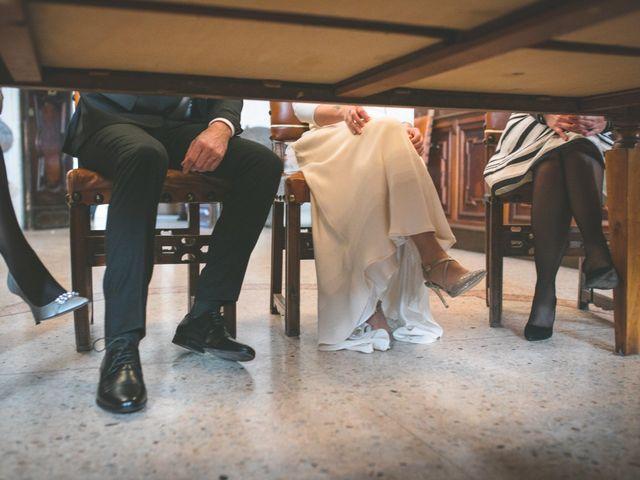 Il matrimonio di Fabrizio e Stefania a Pavia, Pavia 22
