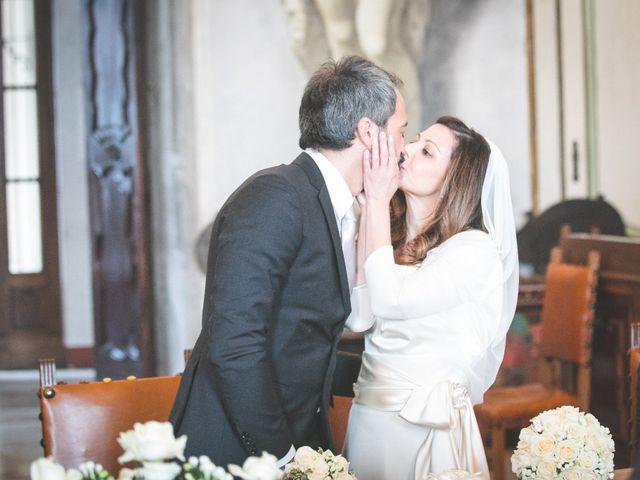 Il matrimonio di Fabrizio e Stefania a Pavia, Pavia 24