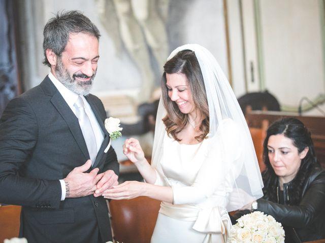 Il matrimonio di Fabrizio e Stefania a Pavia, Pavia 26