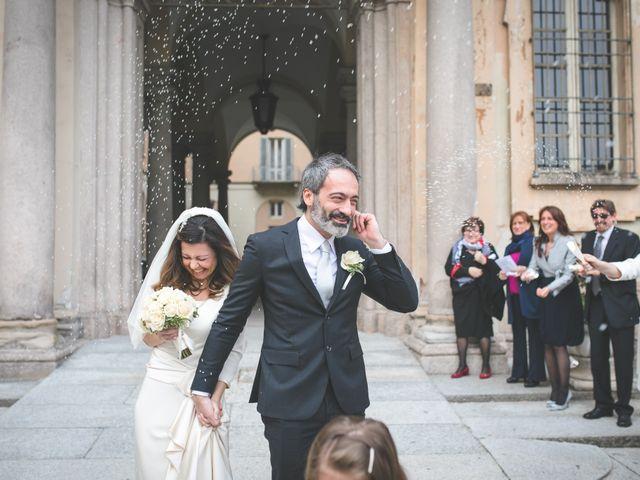 Il matrimonio di Fabrizio e Stefania a Pavia, Pavia 29