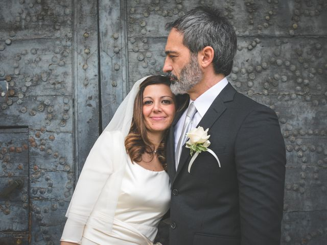 Il matrimonio di Fabrizio e Stefania a Pavia, Pavia 30