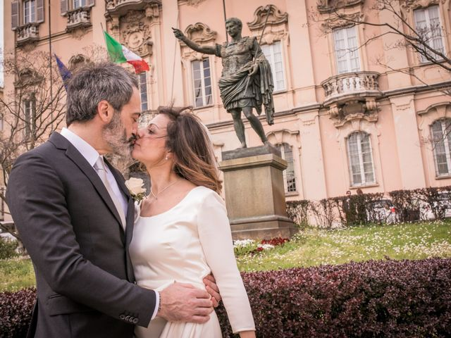 Il matrimonio di Fabrizio e Stefania a Pavia, Pavia 32