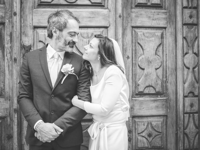 Il matrimonio di Fabrizio e Stefania a Pavia, Pavia 33
