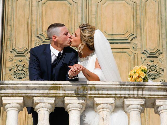 Il matrimonio di Davide e Letizia a Pisa, Pisa 1